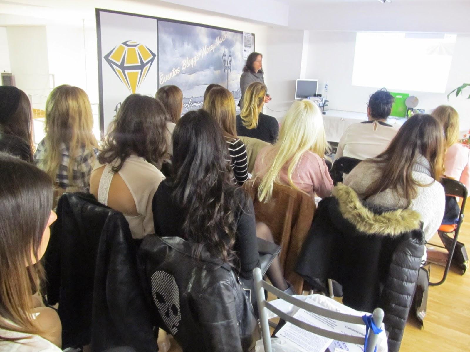 herbalife nutribelleza evento blogger encuentro beauty villa de gijon