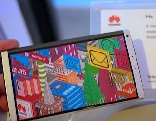 Huawei Mulai Garap Phablet Ascend Mate