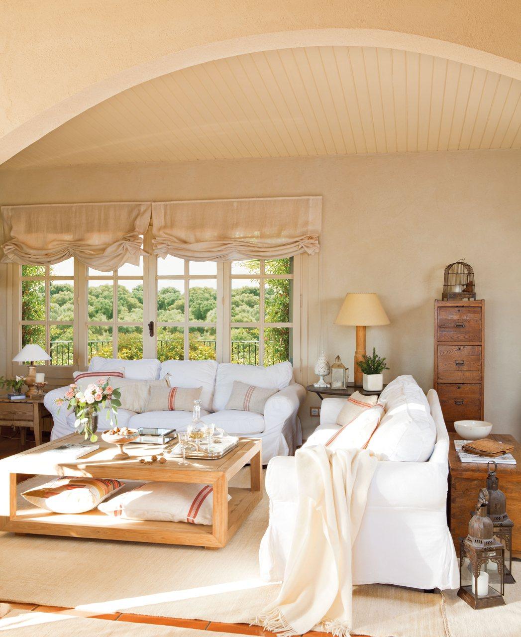 Cosy home provencal style for Decoracion casa estilo provenzal