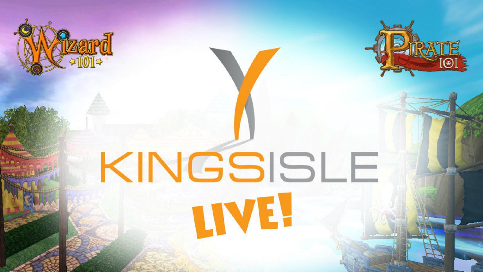 Kingsisle Live