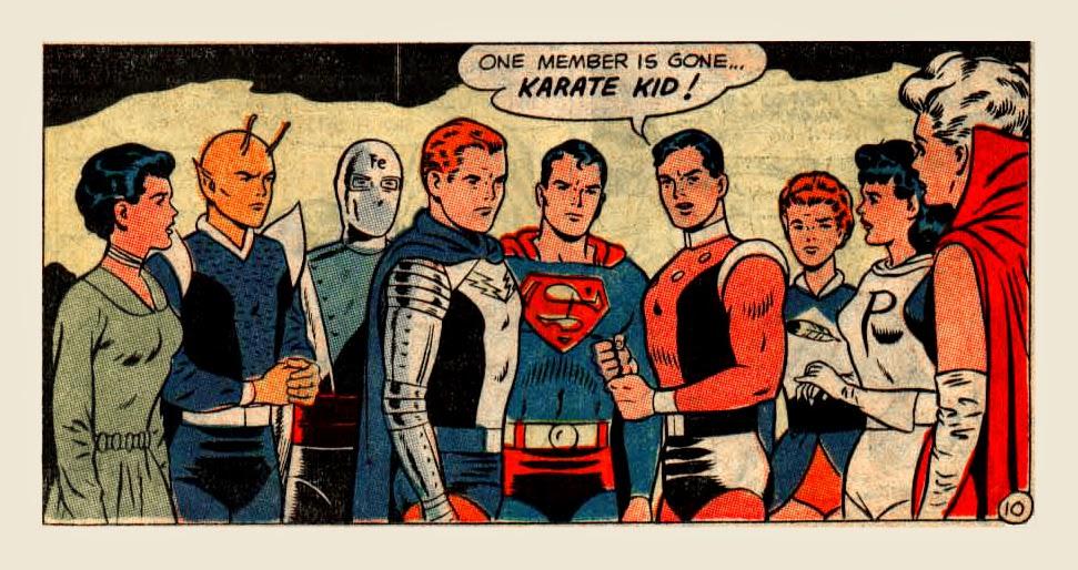 Legion of Superheroes Members The Legion of Superheroes