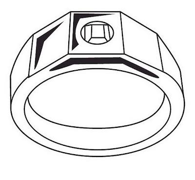 dibujos anillos: