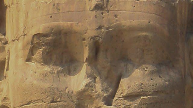 La Esfinge mira al amanecer de las eras (VIDEO)
