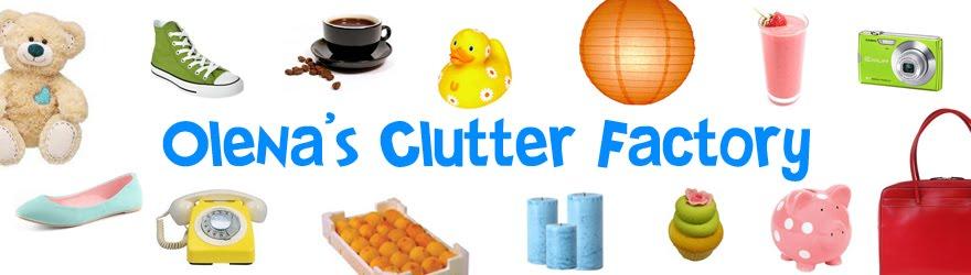 Olena's Clutter Factory
