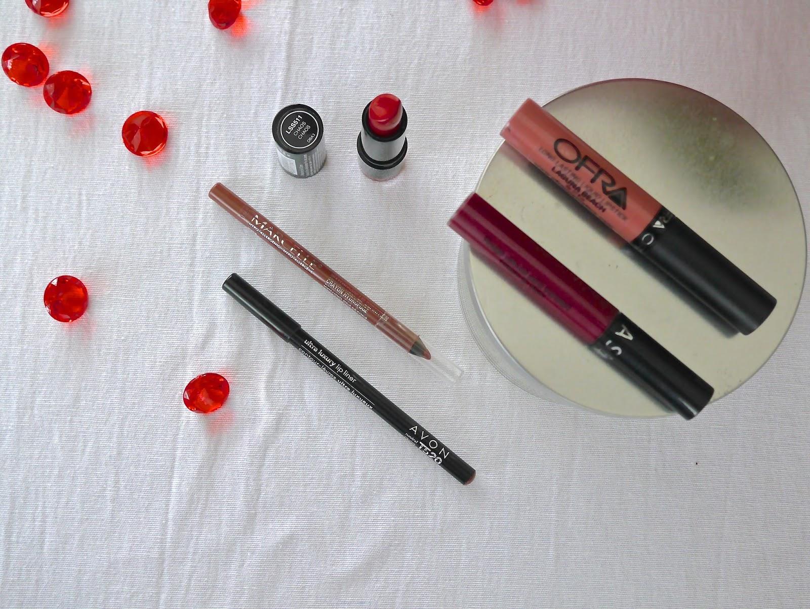 Favourite lipsticks for winter