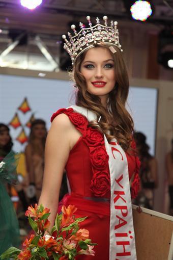 Miss Ukraine Міс Україна 2013 Anna Zayakovskay