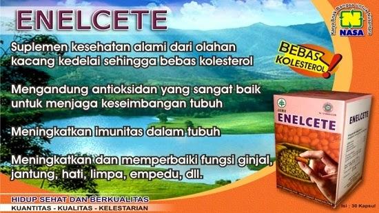 """natural-lechitin-enelcete-natural-nusantara-nasa-obat-herbal-stroke-stress-pikun-parkinson-diabetes-darah-tinggi-asam-urat-gagal-ginjal-jantung-liver-daya-ingat-kecerdasan-vitalitas"""