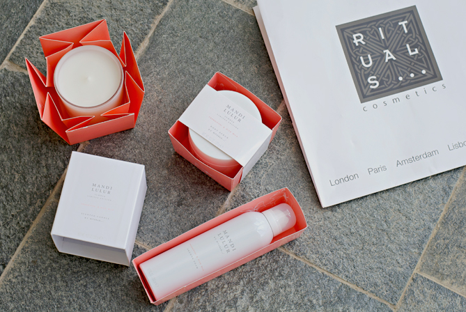 Rituals Mandi Lulur summer limited edition