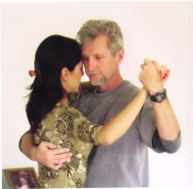 Chris Corby tango dancer & instructor