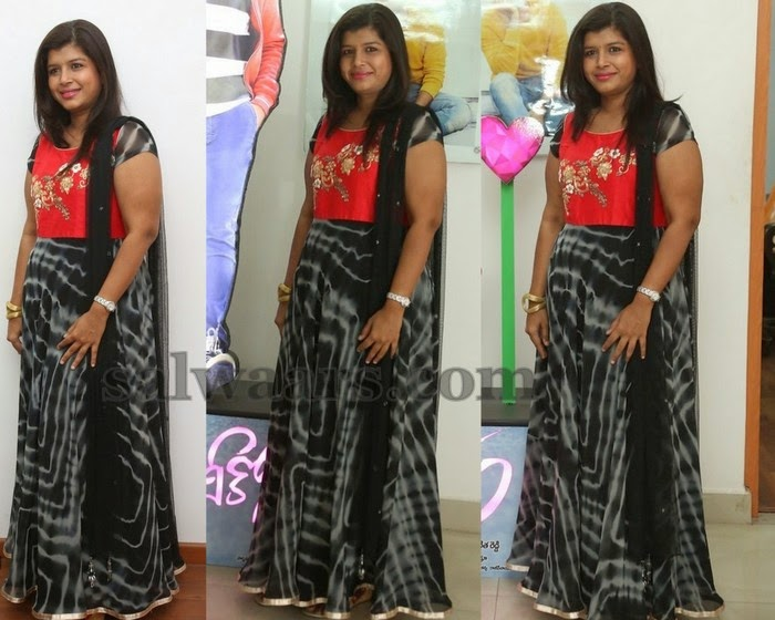 Nikitha Reddy Printed Salwar