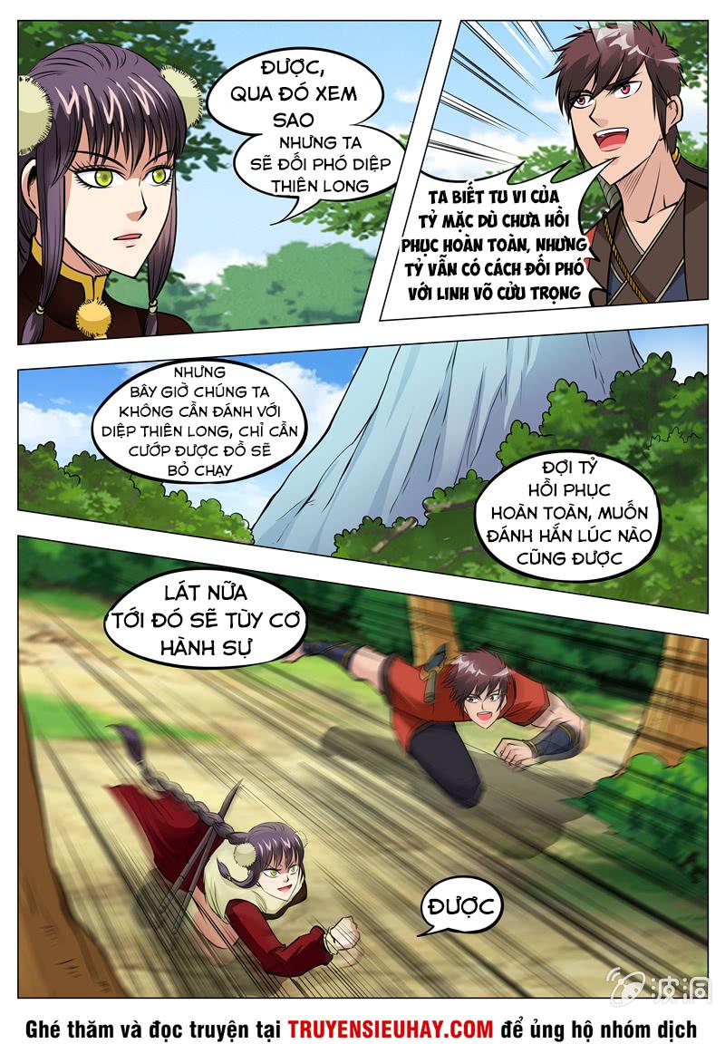 Đại Kiếm Thần chap 151 - Trang 10
