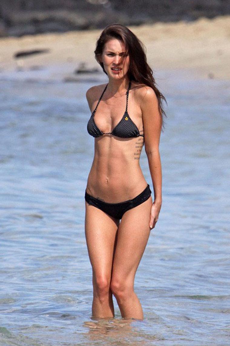 bikini pics The Hottest Megan Fox Bikini