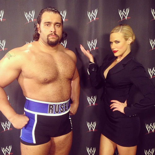 The Bulgarian Brute MH17 Crash WWE Diva Russia Monday Night RAW