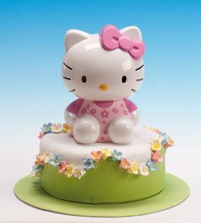 Gambar Kue Hello Kitty Cake Happy Birthday Selamat Ulang Tahun