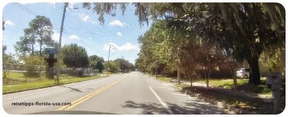 St Joseph State Park fahrtrichtung empfehlung Entfernung sehenswürdig wohnwagen empfehlung fl