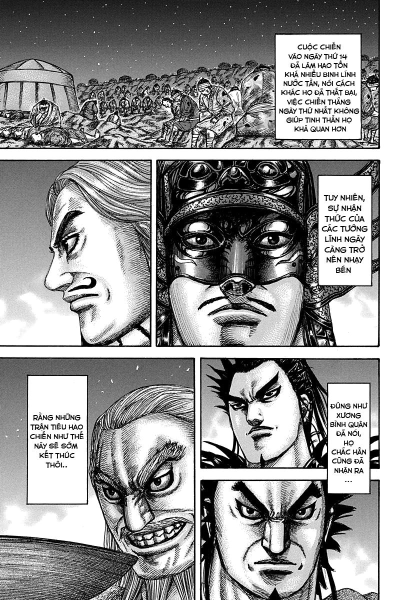 Kingdom – Vương Giả Thiên Hạ (Tổng Hợp) chap 293 page 11 - IZTruyenTranh.com