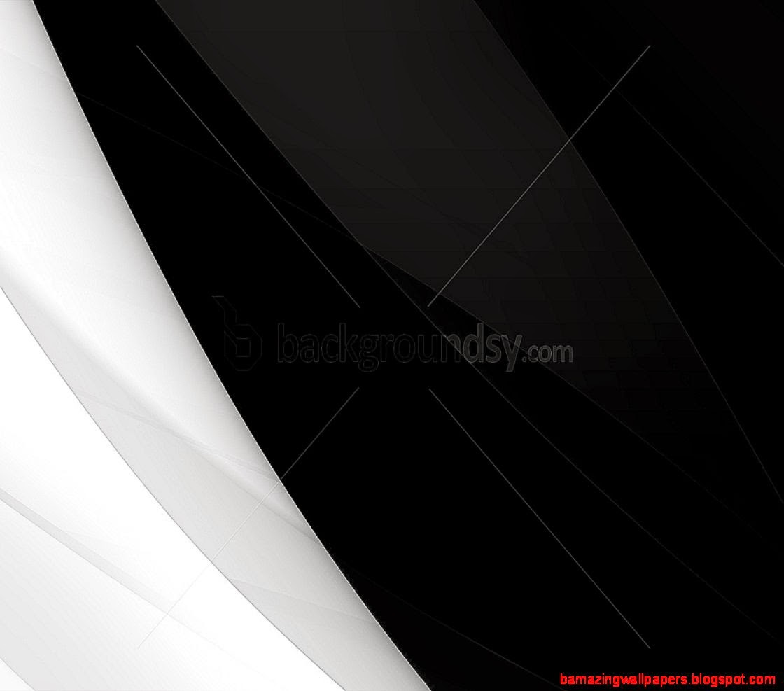 Black amp white abstract background