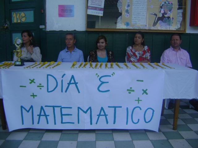 dia del estimulo matematico