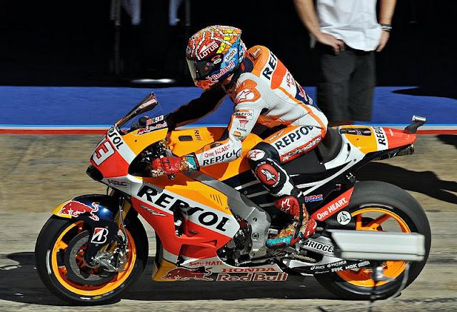 Foto Marc Marquez MotoGP 18