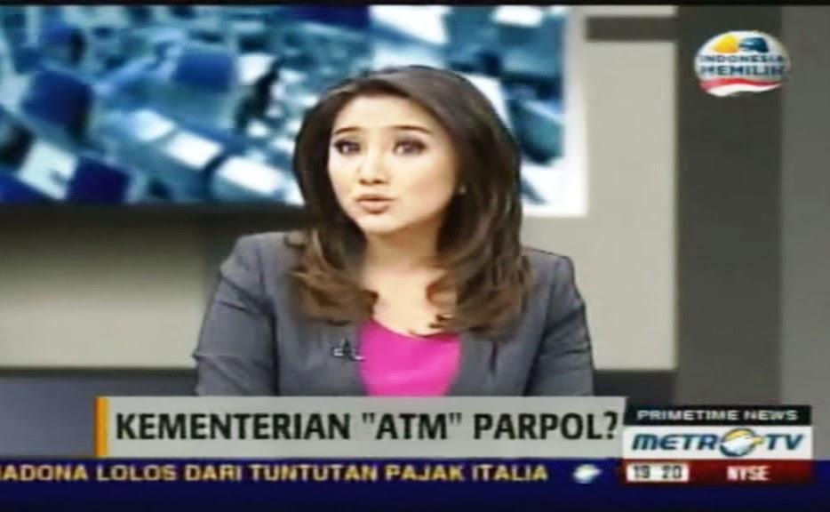 seksi part 1 video dan foto para presenter berita cewek