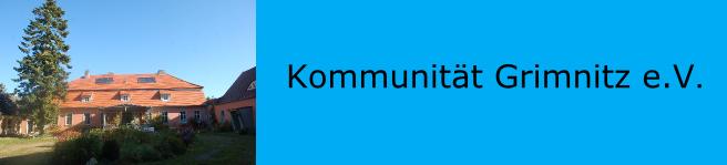 Kommunität Grimnitz