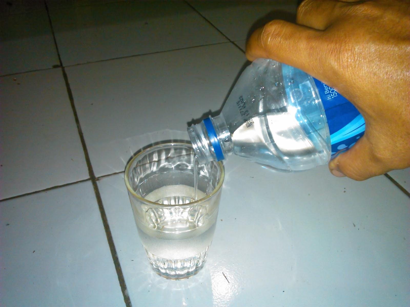 Manfaat Air Bagi Kesehatan Manusia