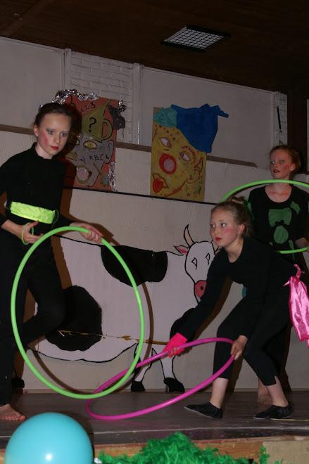 Morgane, Jeanne & Lola