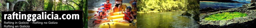 Rafting en Galicia - Empresas de Rafting en Galicia