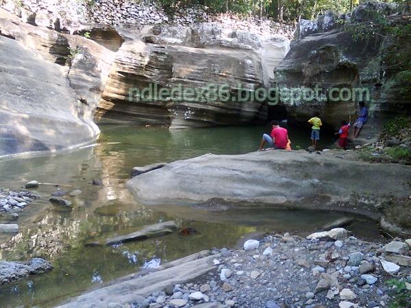 green canyon sampang
