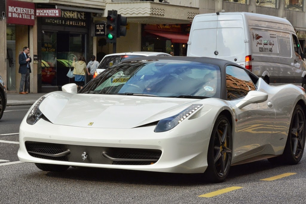London Ferrari