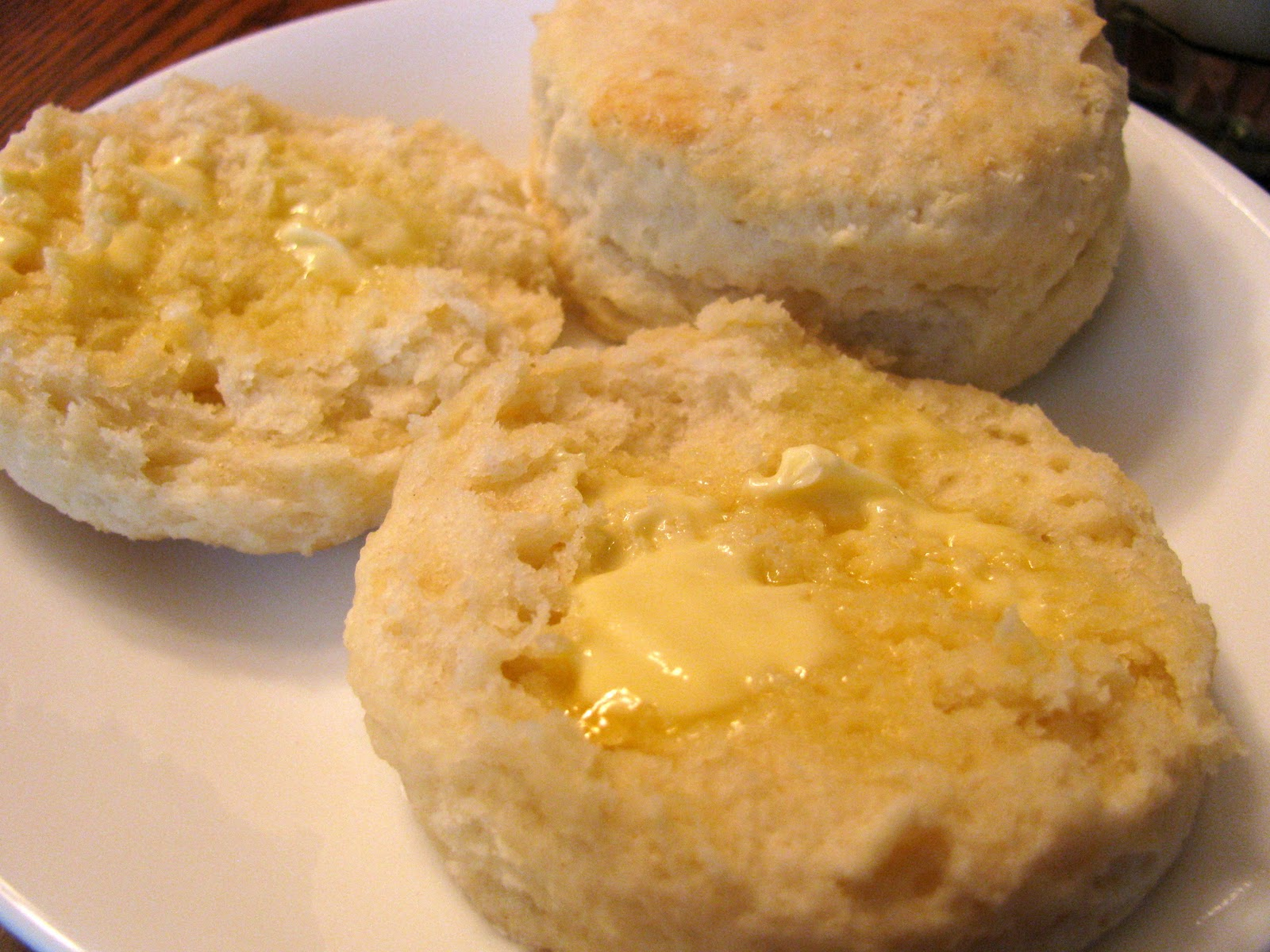 Buttermilk Biscuits | Family Heritage Recipes