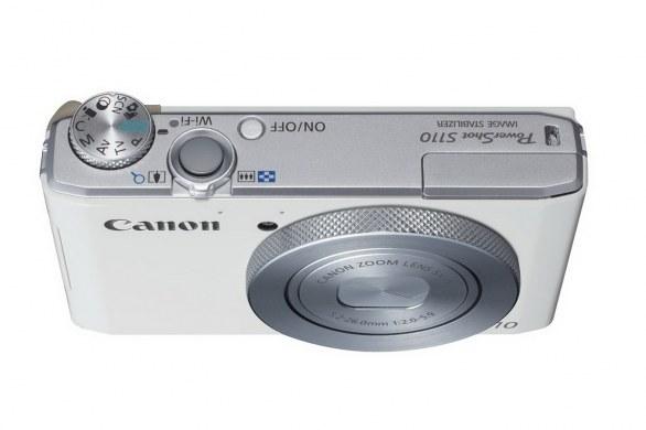 Fotografia della Canon PowerShot S110