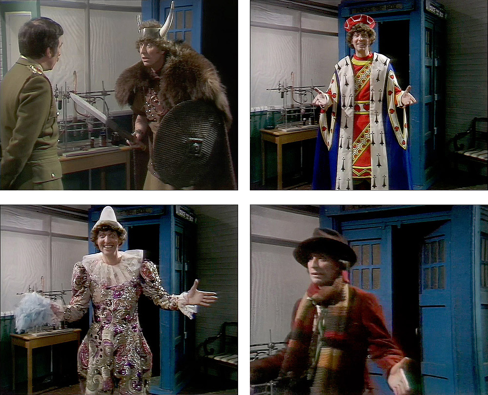 Making My 4th Doctor Costume & Making My 4th Doctor Costume: Costume index - season twelve