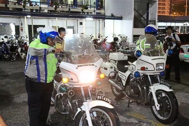 Peniaga, Pengawal Ditangkap Kerana Jadi Pengiring Konvoi VIP