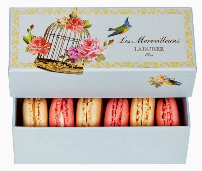 laduree macarons les merveilleuses