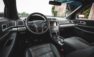 2016 Ford Explorer Platinum Release Date