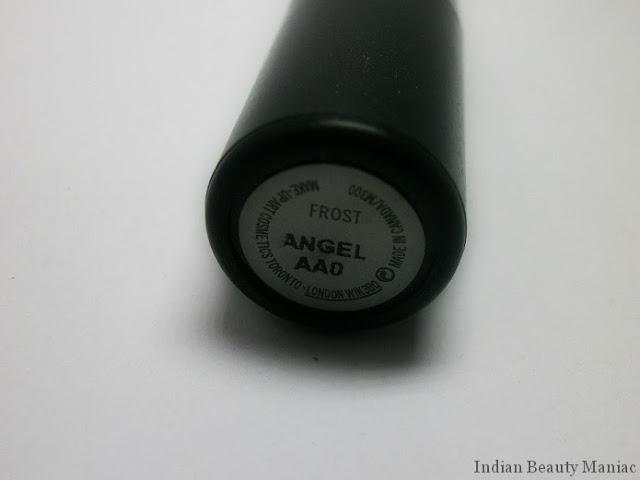 MAC Frost Lipstick ANGEL