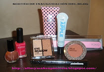 Sorteo en All my Make up Secrets