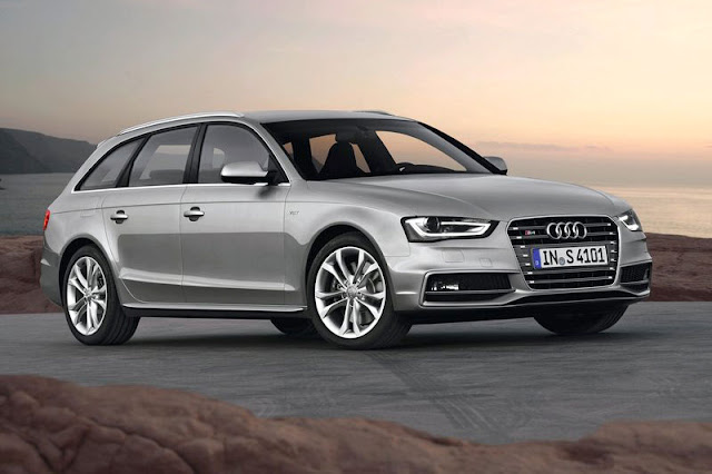 2013 Audi S4 Avant Wallpaper