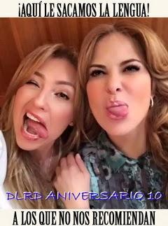 Thalía y Gloria dicen...