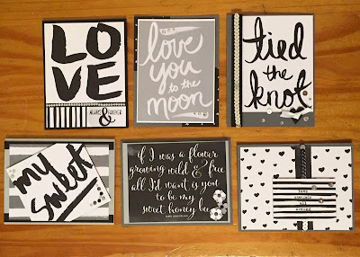 Project Life Love Story Stampin Up MidnightCrafting Cardmaking