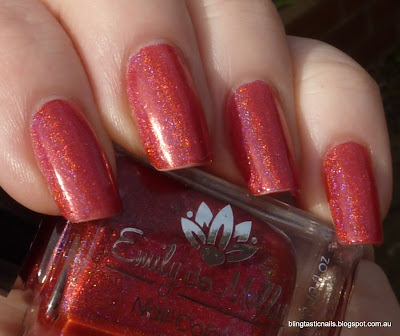 Emily de Molly Seeing Red