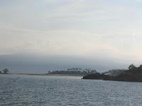 Wisata alam Pantai Tanjung Jodoh Dabo Singkep