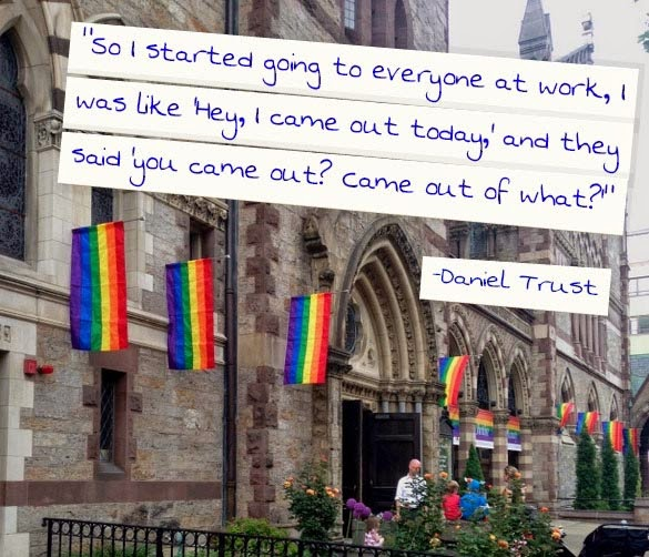 Daniel Trust and How to Honor LGBTQ Month