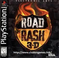 Link Road Rash 3D PS1 ISO CLUBBIT
