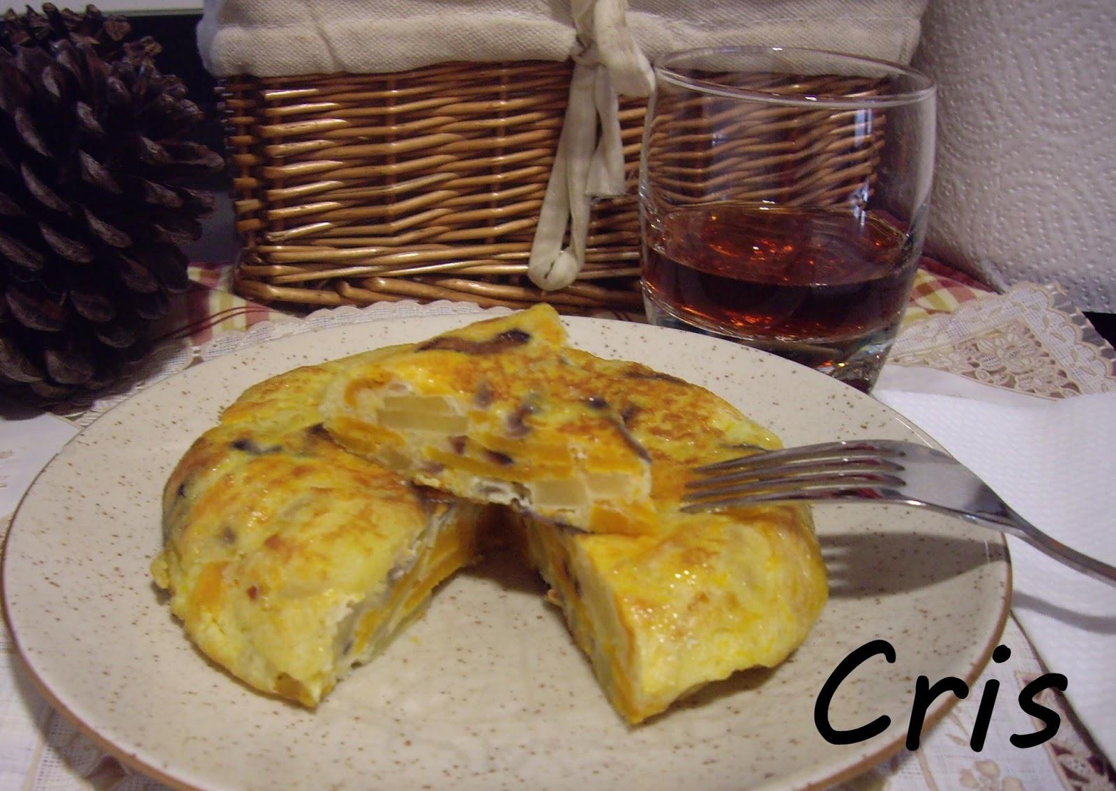 Serendipity by cris tortilla de calabaza en el microondas - Tortilla en el microondas ...