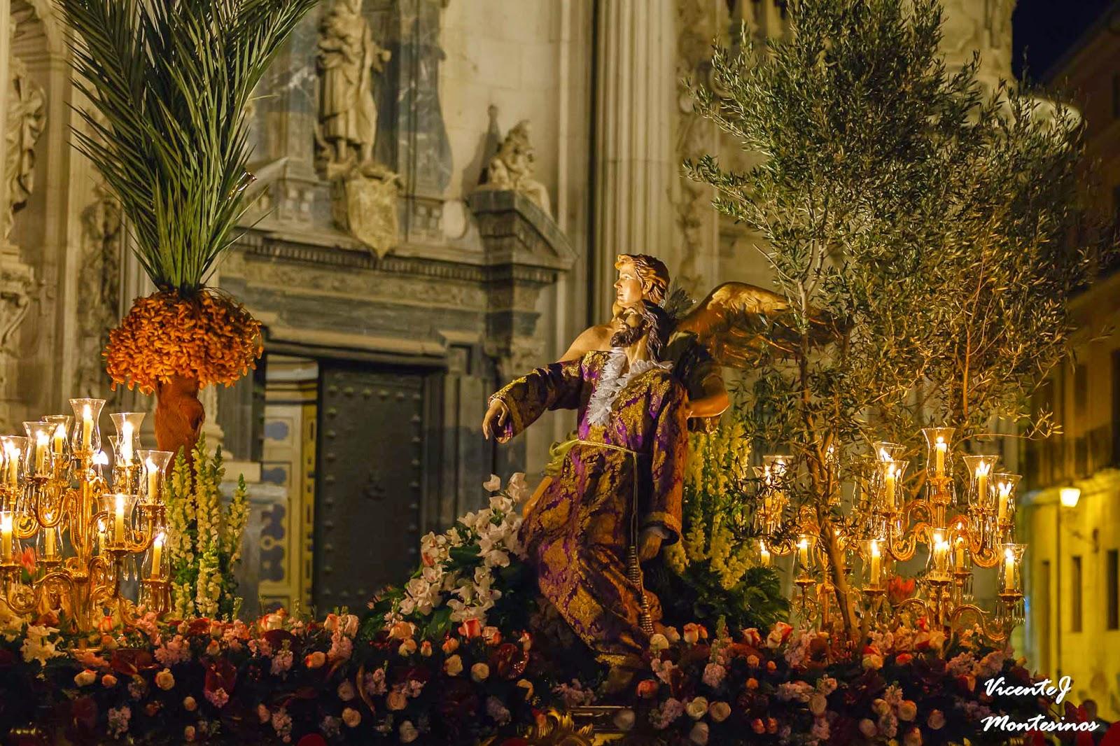 Oración Semana Santa Murcia escultura 5