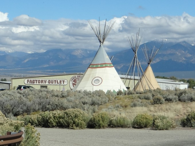 Walkabout With Wheels Blog Driving Northeast To Taos New
