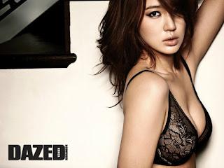 ยุนอึนเฮ ในชุดชั้นใน