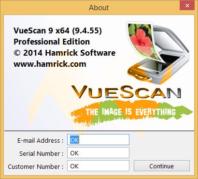 VueScan 9.4.55